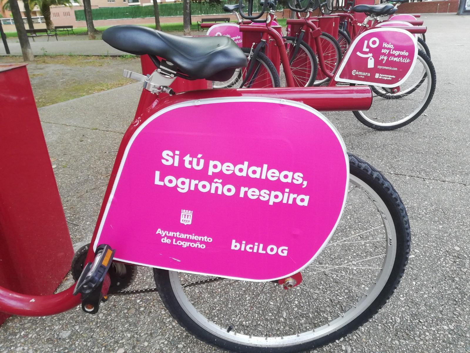 Estación BiciLog